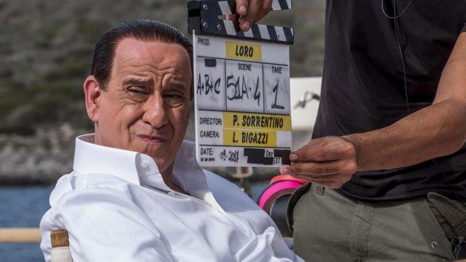 """Uscito il teaser ufficiale del nuovo film di Sorrentino """"Loro"""" su Silvio Berlusconi"""