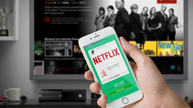 Come condividere l'abbonamento Netflix e risparmiare