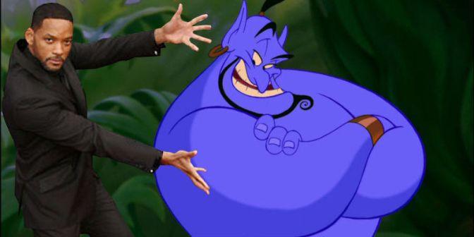 Aladdin, terminate le riprese del film in live-action con Will Smith