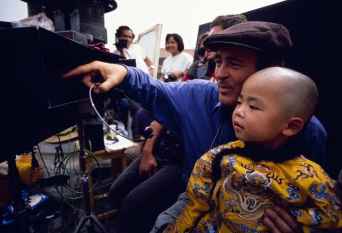 i film di Bertolucci in onda per commemorarlo.
